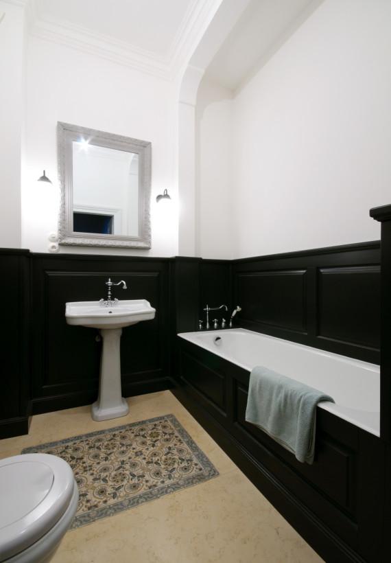 ekskluzywna łazienka w apartamencie